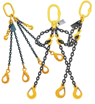 Webbing & Chain Sling Assembly