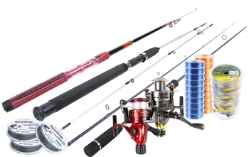 Fishing Reels & Rods