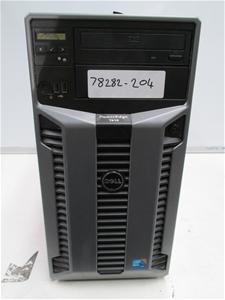 Dell Inc , PowerEdge T610, Server Tower, Intel(R) Xeon(R) CPU E5620@ 2 40GH