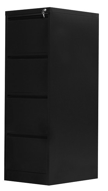 4-Drawer Shelf Office Gym Filing Storage Locker Cabinet