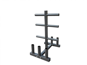 Olympic Weight Tree Bar Rack Holder Stor