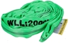 Round Lifting Sling, WLL 2,000kg x 4M (With Test Cert). Buyers Note - Disco