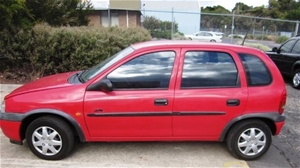 1997 Holden Barina Swing 4 Door Hatchback Type A Asset Auction
