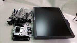 Lenovo ThinkVision L2250p 22-inch Wide LCD Monitor, Black