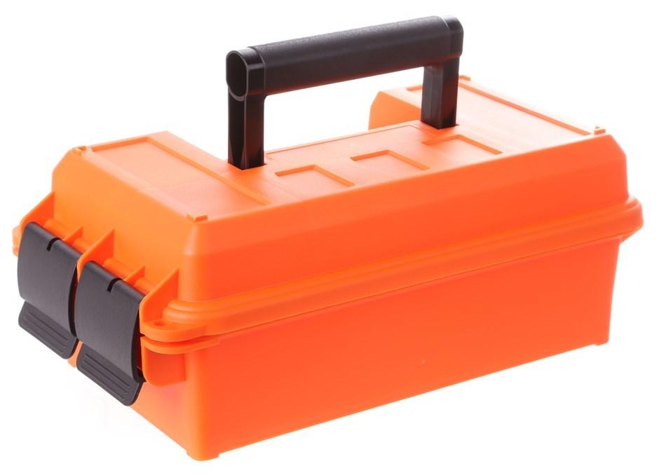 TSUNAMI Dry Box, Waterproof 342(L) x 195(W) x 140mm (H), Orange. Buyers Not