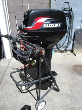Mercury 60hp big foot outboard motor two stroke 3 for Yamaha 30hp 2 stroke