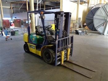 Komatsu 2.5 Tonne Forklift