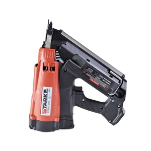 Starke Gas Fuel Framing Nailer 34 Deg Nail Gun Batt