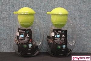 bobble jug filter instructions