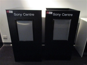 Qty Of Display Unit Bin Auction 0046 7008517 Graysonline Australia