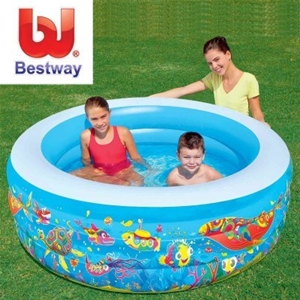 Bestway sea life play pool auction graysonline australia for Bestway pools for sale
