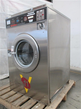 Speed Queen Coin Operated Commercial Front Load Washer