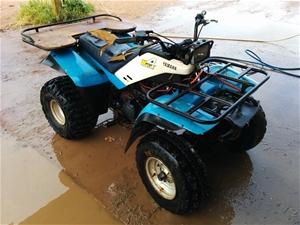 yamaha 200 moto 4 manual