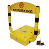 Car Parking Lock Alarm System - Battery Powered w Remote